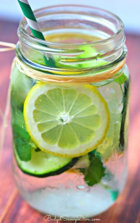 Skinny Wonder Detox Water
