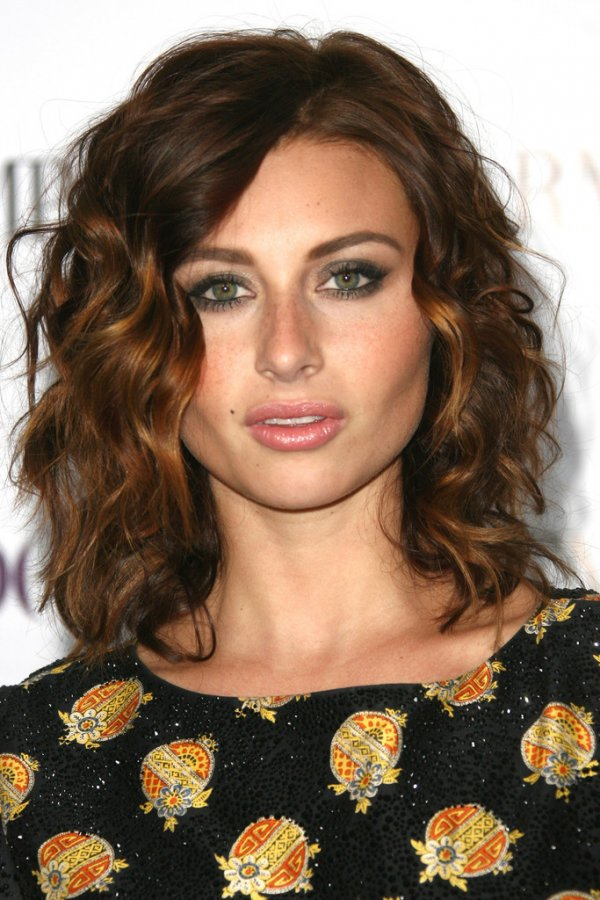 Fantastic 28 Super Chic Curly Hairstyles For Short Hair Hair Hairstyles For Women Draintrainus