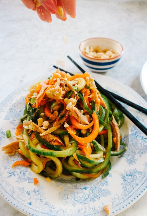 Pad Thai Salad
