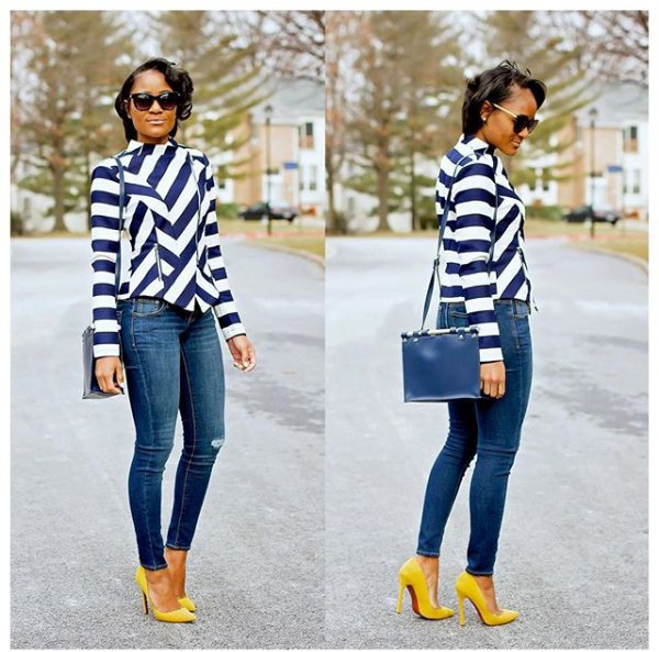 clothing, jeans, sleeve, yellow, footwear,