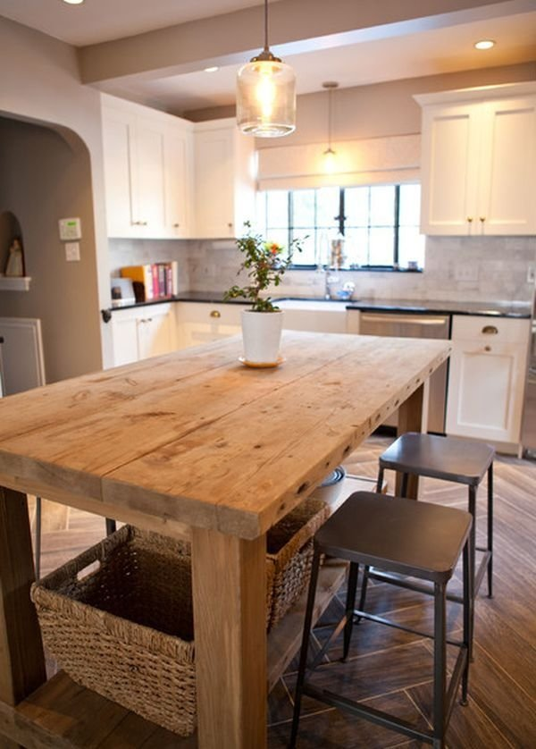22 Kitchen Islands That Must Be Part of Your Remodel DIY