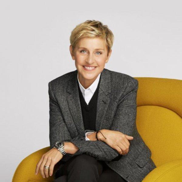 Ellen degeneres the forbes list of the most powerful for How is ellen degeneres