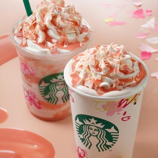 Starbucks, food, dessert, drink, milkshake,