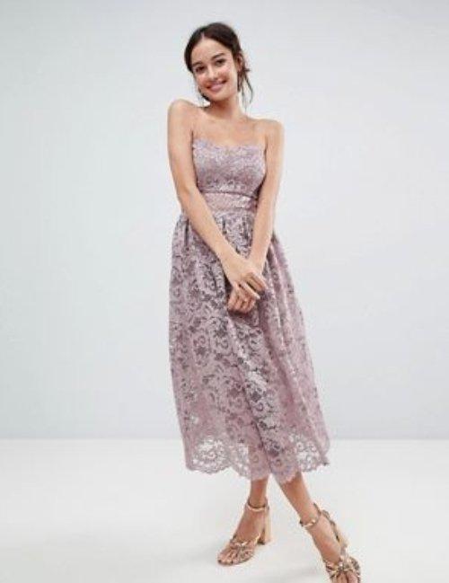 dress, fashion model, day dress, gown, shoulder,