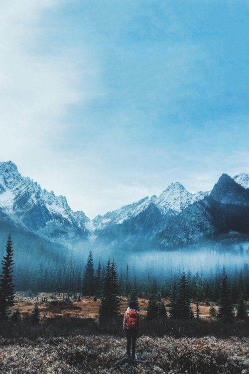 mountainous landforms,mountain,sky,nature,geographical feature,