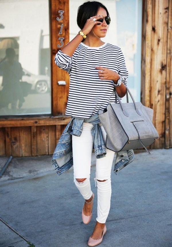 Stripes Will Never Not Be Stylish!