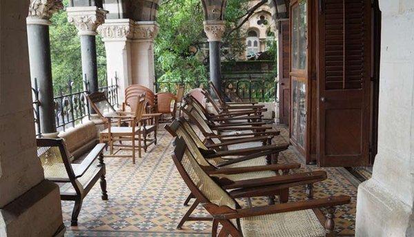 David Sassoon Library, India