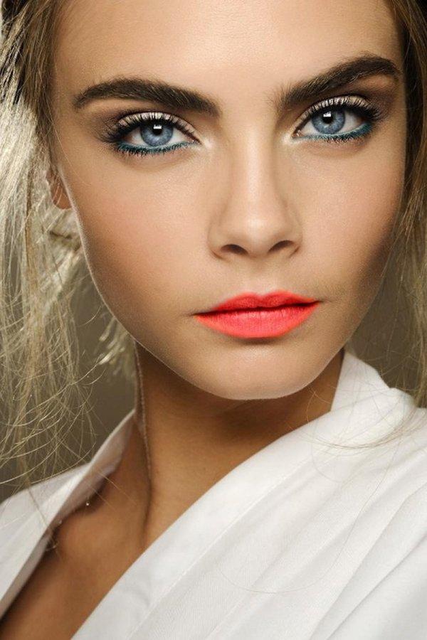 7 Makeup Tricks to Make Your Blue Eyes Pop ... → 💄 Makeup