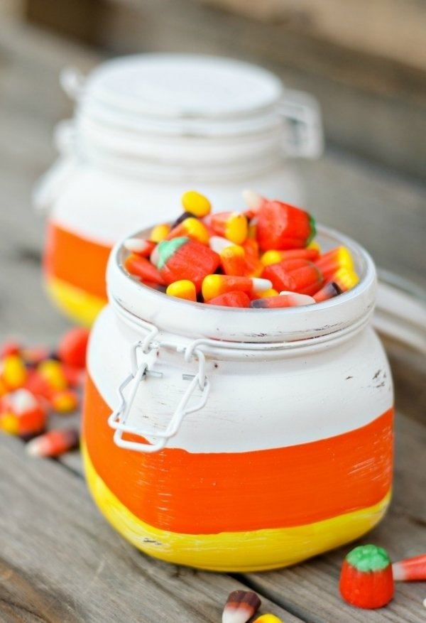 I often go to the grocery store with my toddler and preschooler; and the entire aisles full of candy are hard to avoid. I always try to come up with hands-on educational activities that use everyday objects and foods, like these candy corn preschool activities.