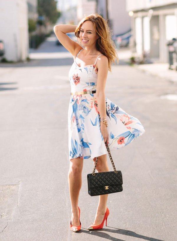 Strut Your Stuff in a Summer Sundress