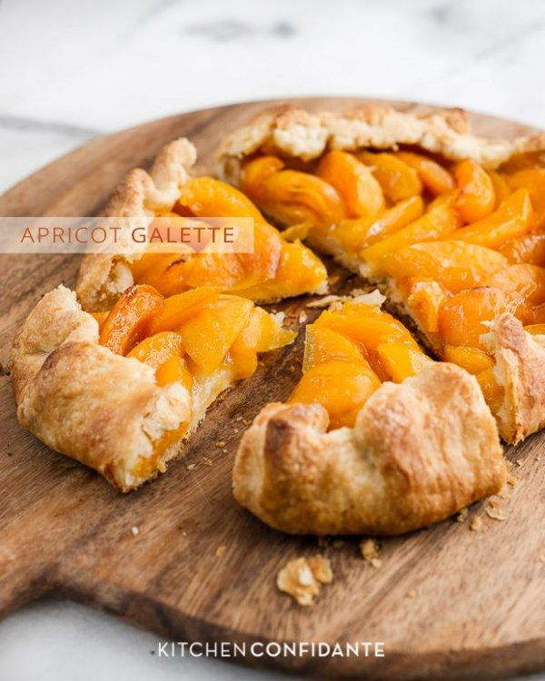16. Apricot Galette - Sweet or Savory: Here Are 35 Galettes to…