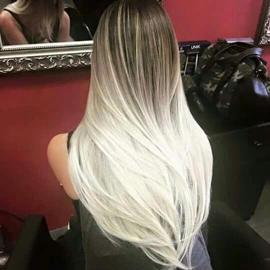 25 Platinum Balayage Proof That Balayage Hair Looks