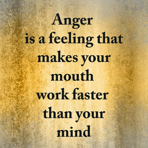 Quotes About Anger And Rage: 7 Quotes To Help You Deal With Your Anger In A Healthier