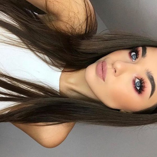 hair, eyebrow, face, black hair, nose,