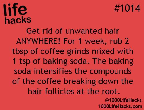 Unwanted Hair Problem?