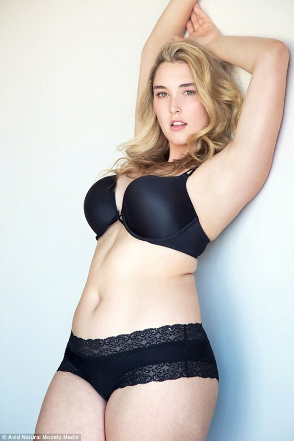 25 Curvy Models We Want to See on the Victoria's Secret ...
