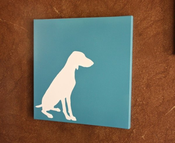 Silhouette Art 7 Creative DIY Canvas Projects To Try
