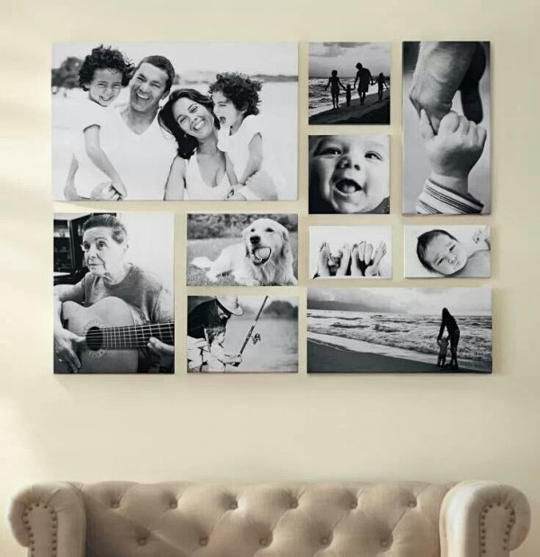 Family Room Canvases