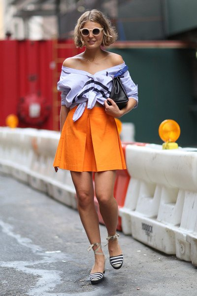 Off-the-Shoulder Styles Are Very Sexy