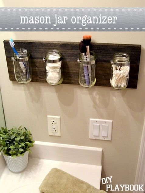 Perfect Bathroom Organizer Solution