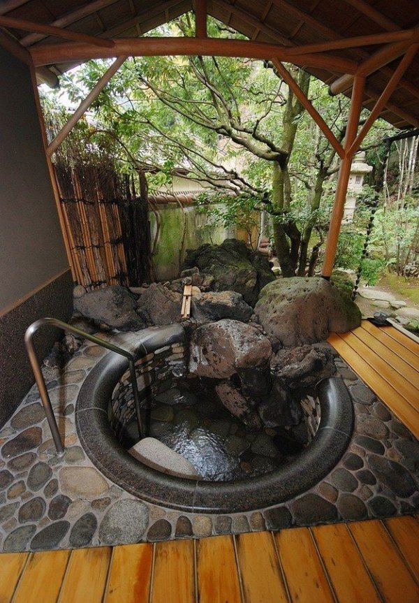 Forest themed dip bath 30 incredible bath tubs you need for Where can i buy a bathtub