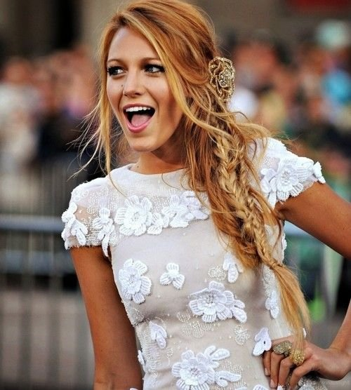 Blake lively braid the best hair extension looks blake lively braid pmusecretfo Gallery
