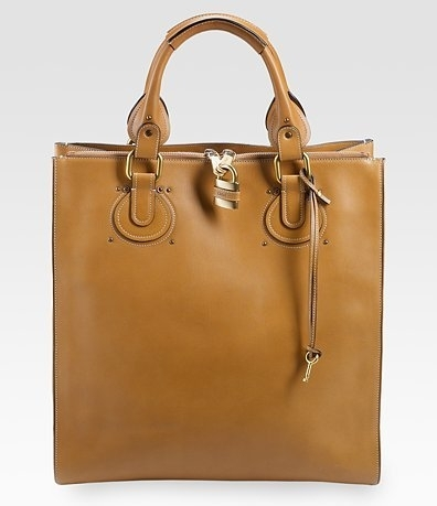 cloe purses - 3. Chlo�� Aurore Leather Tote - 8 Gorgeous Chlo�� Handbags ... �� ??��