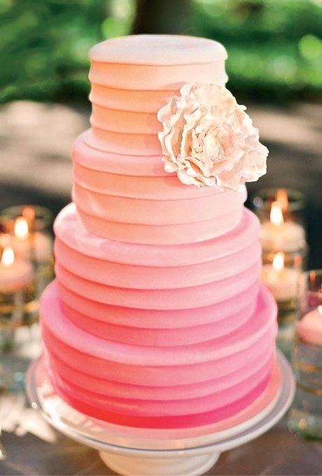 pink,wedding cake,buttercream,icing,petal,