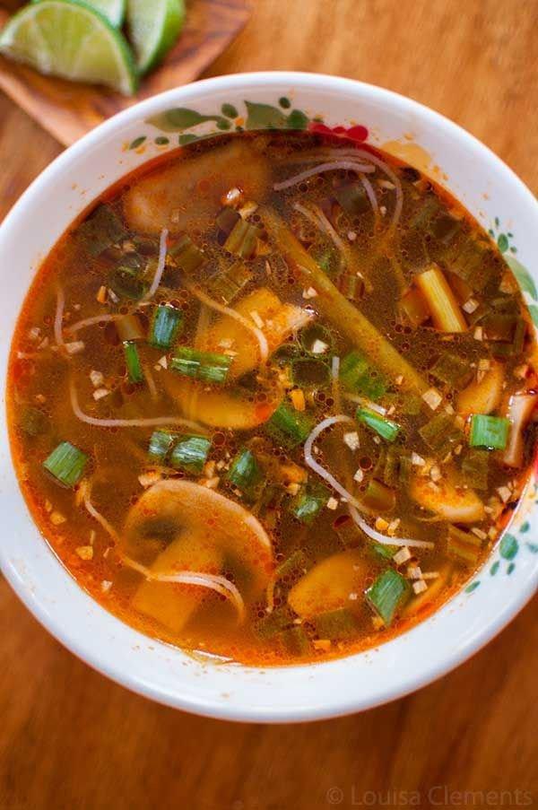 Simple Vegetarian Soup