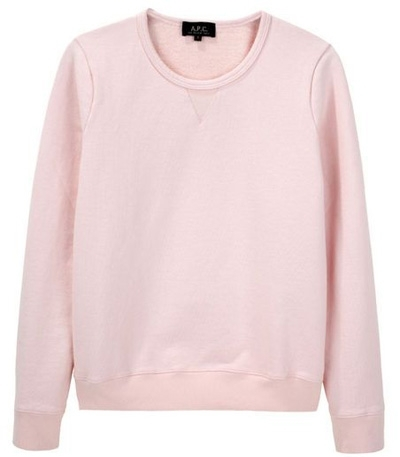 A.P.C Crew Neck Sweatshirt - 7 Ballet-Inspired Pieces ... → 👗…