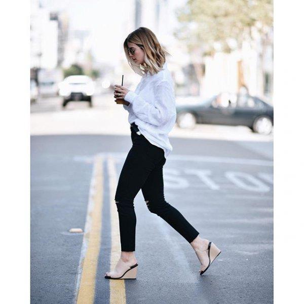 clothing, sleeve, outerwear, footwear, denim,