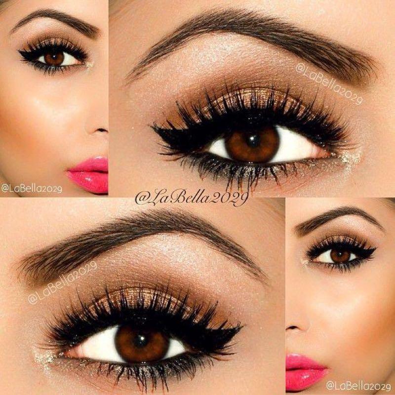 Eyes makeup pics
