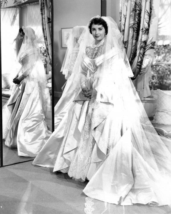 Свадьба элизабет тейлор фото