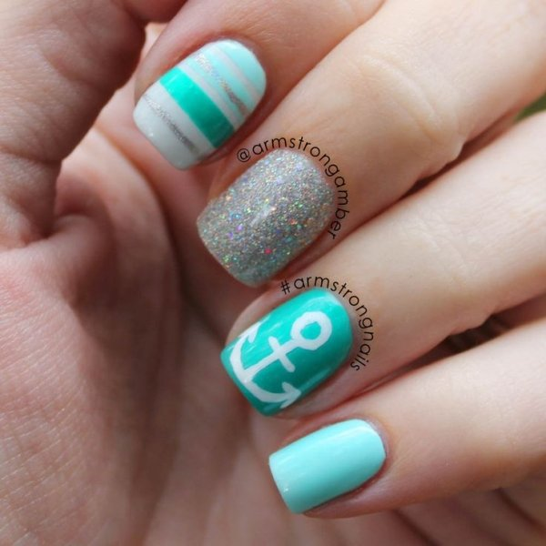 nail,finger,nail care,nail polish,blue,