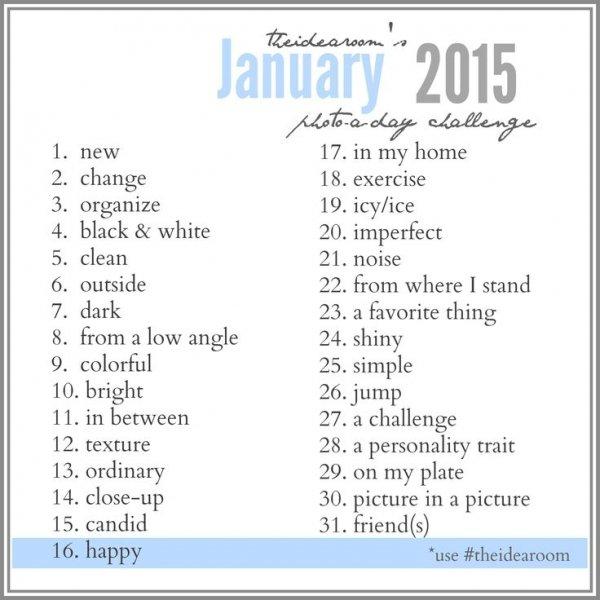 January Photo a Day