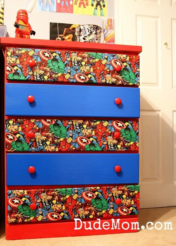 give it a marvel heroes overhaul 41 chest of drawer makeovers