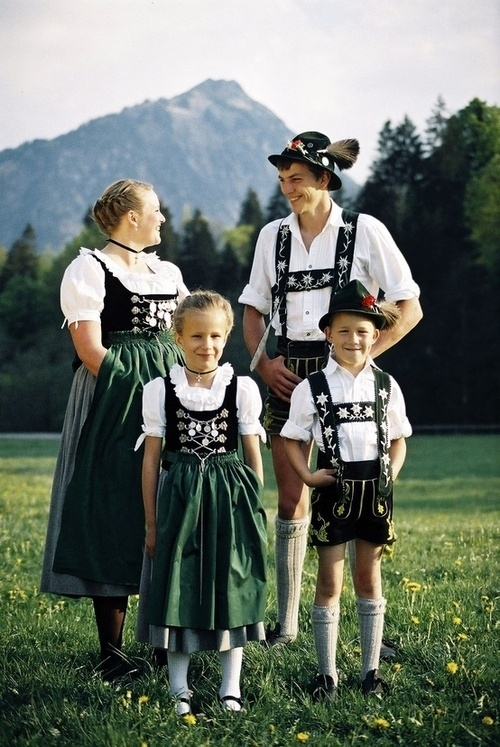Germany 78 Traditional Costumes From Around The World