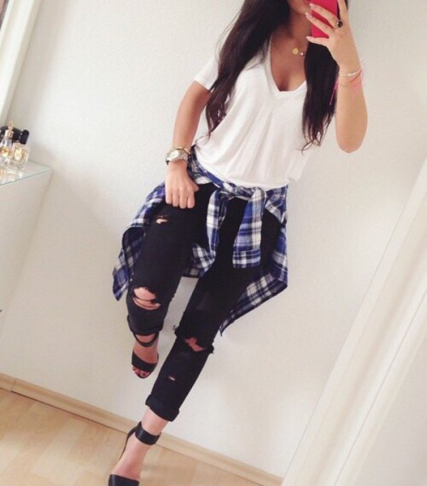 clothing, sleeve, trousers, denim, leather,