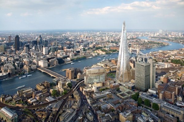 See the View from the Shard in London