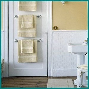 Multiple Towel Racks