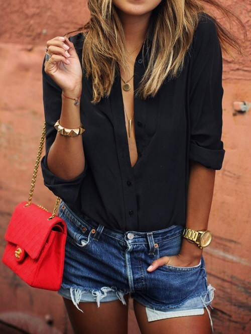 clothing, t shirt, fashion, denim, leather,
