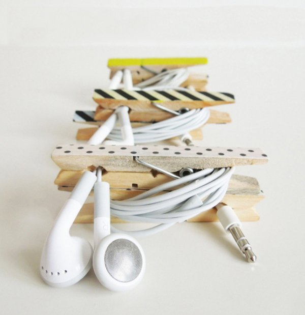 CleveR Clothespins