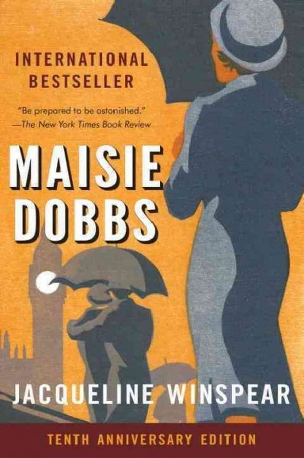 Maisie Dobbs by Jacqueline Winspear (2003)