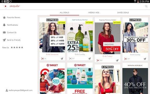 Shopular Coupons