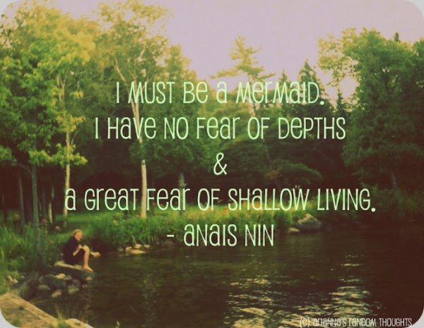 9 Captivating Quotes By Anaïs Nin