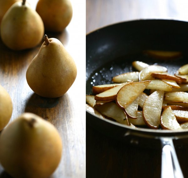 Sauté a Couple of Pears and You Have a Great Dessert