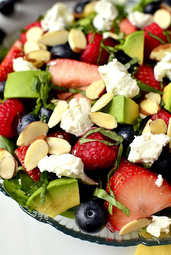 Strawberry Spinach Salad Recipe You'll Want Every Day
