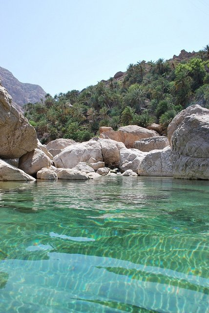 Discover the Secret Oases in Oman