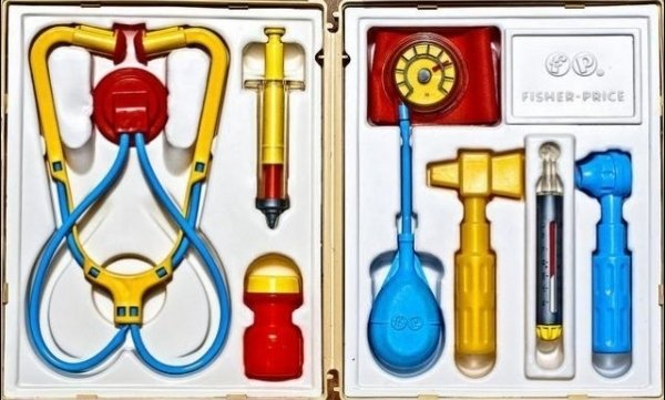 I Love The 80s Toys : Doctors set nostalgic toys from the s and you