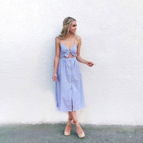 clothing, day dress, dress, turquoise, spring,